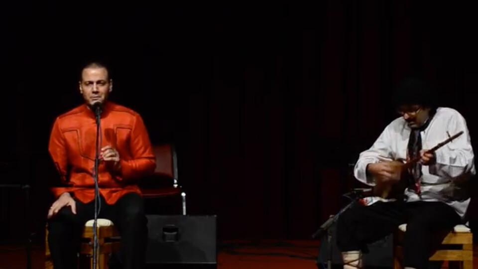 Bojnord Concert - Alah Mazar